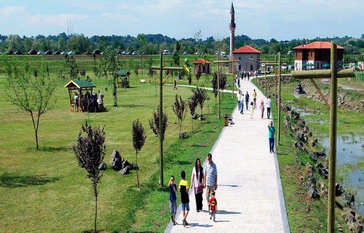 Tarih,Kültür ve Doğa Şehri